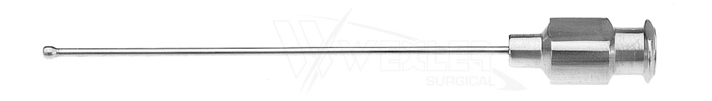 I.M.A. Heparin Cannula - 1.5mm tip