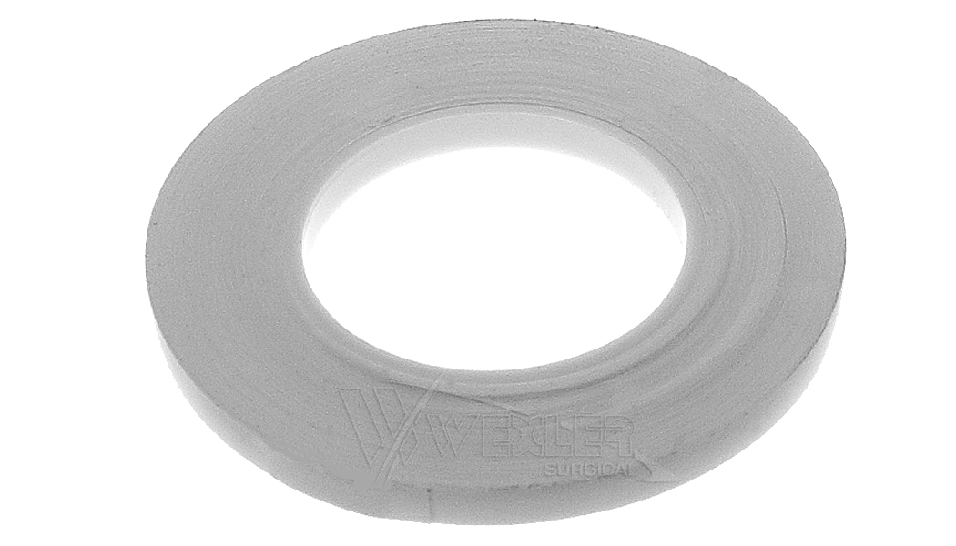 "Identification Roll Tape - White (1/8""x250"")"